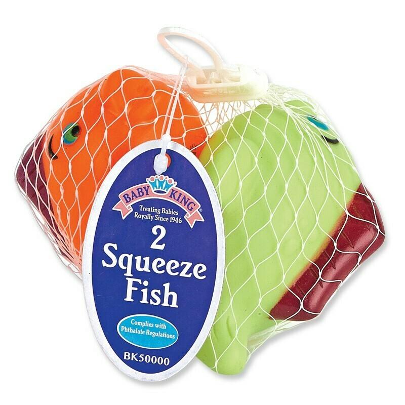 2PK Fish Float Toys