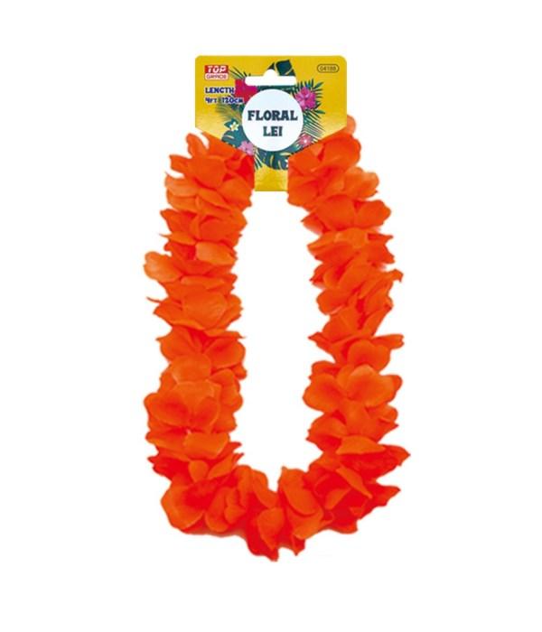 Orange Lei