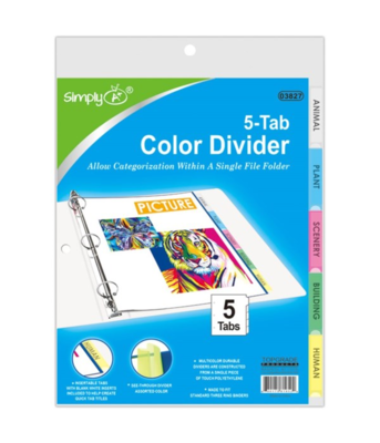 Color Dividers