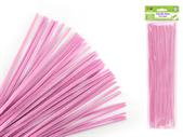 Light Pink Chenille Stem/ Pipe Cleaner