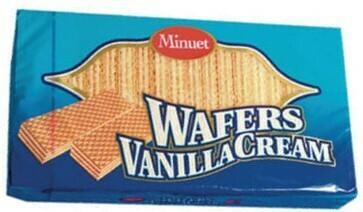 Vanilla Cream Wafers