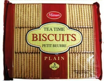 Tea Time Biscuits (Plain)