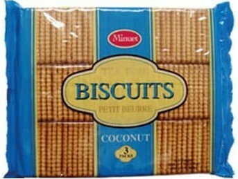 Tea Time Biscuits (Coconut)