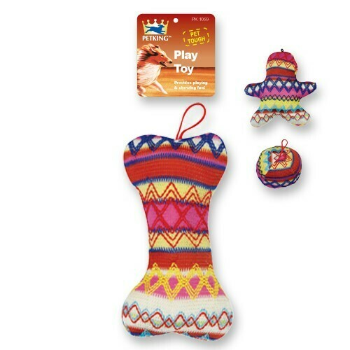 Fabric Chew Toy Check Description for more IMFO