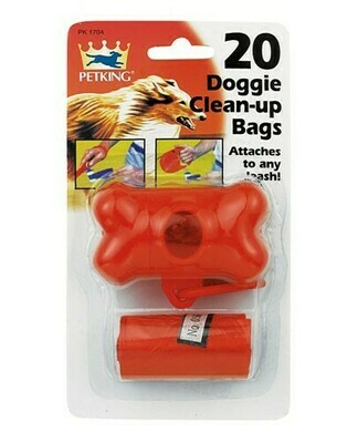 Clean Up Bags Holder