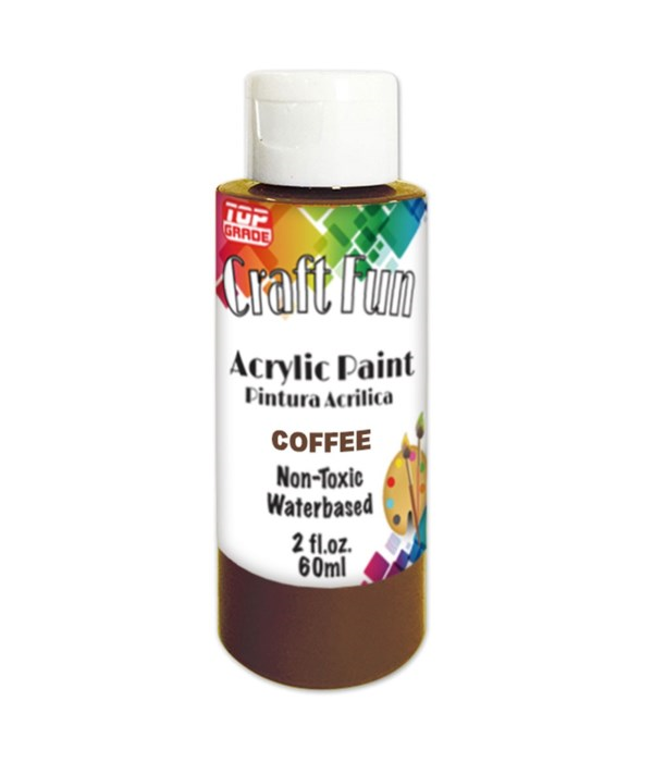 Acrylic Paint (Brown)