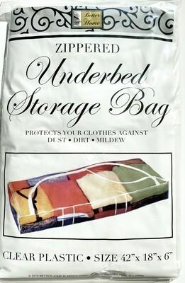 Zippered Storage Bag