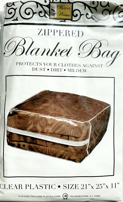 Zippered Blanket Bag