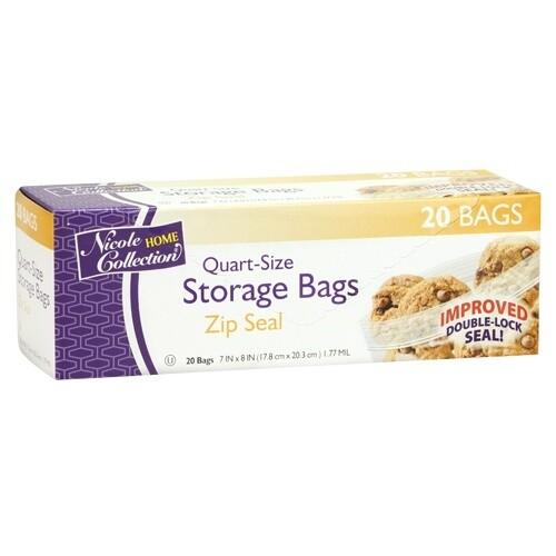 20 Storage Bags