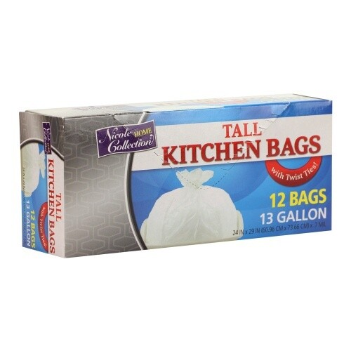 12 Tall Kitchen Bags
