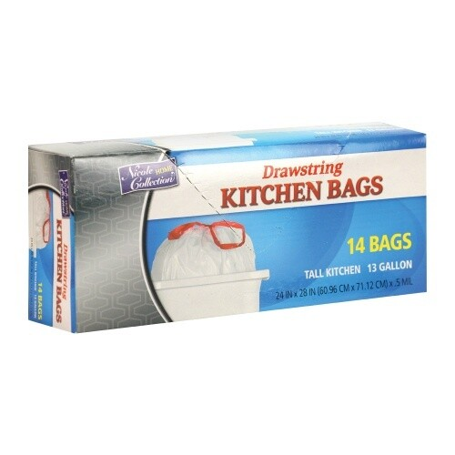 14 Tall Kitchen Bags