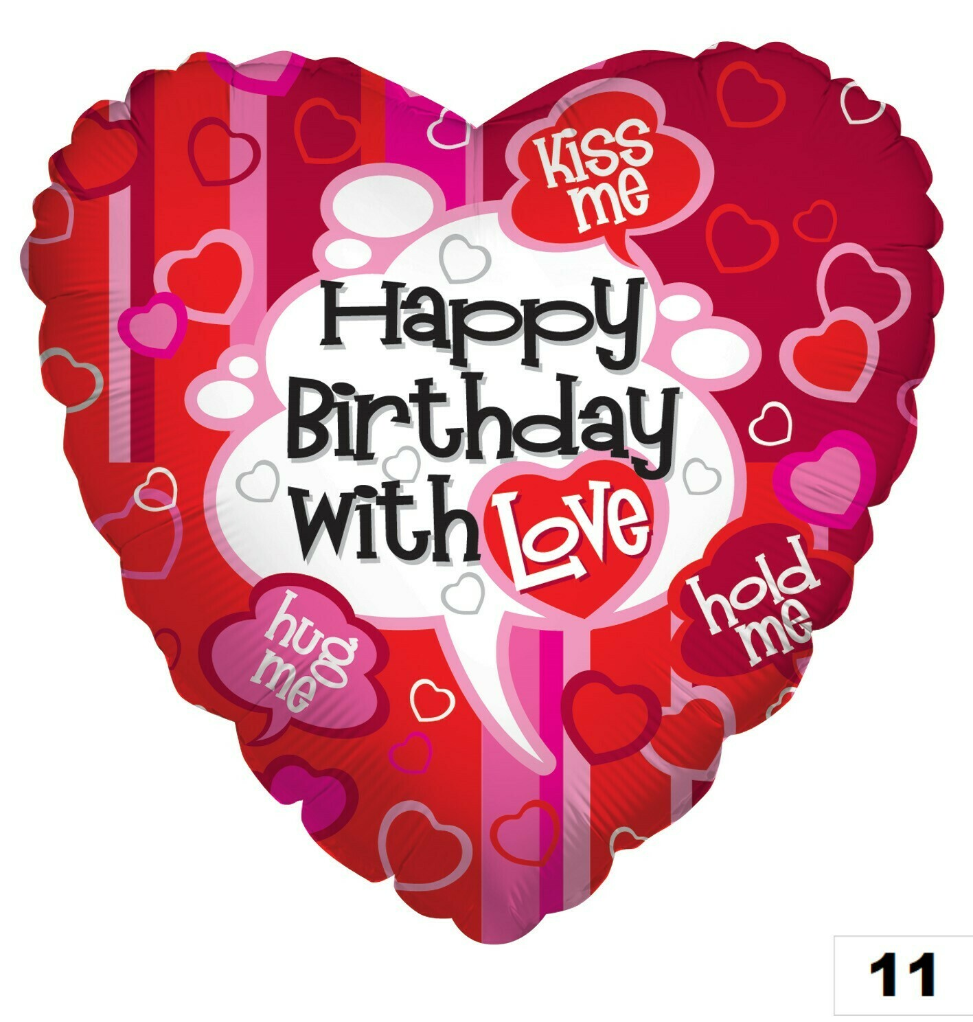 Birthday with Love