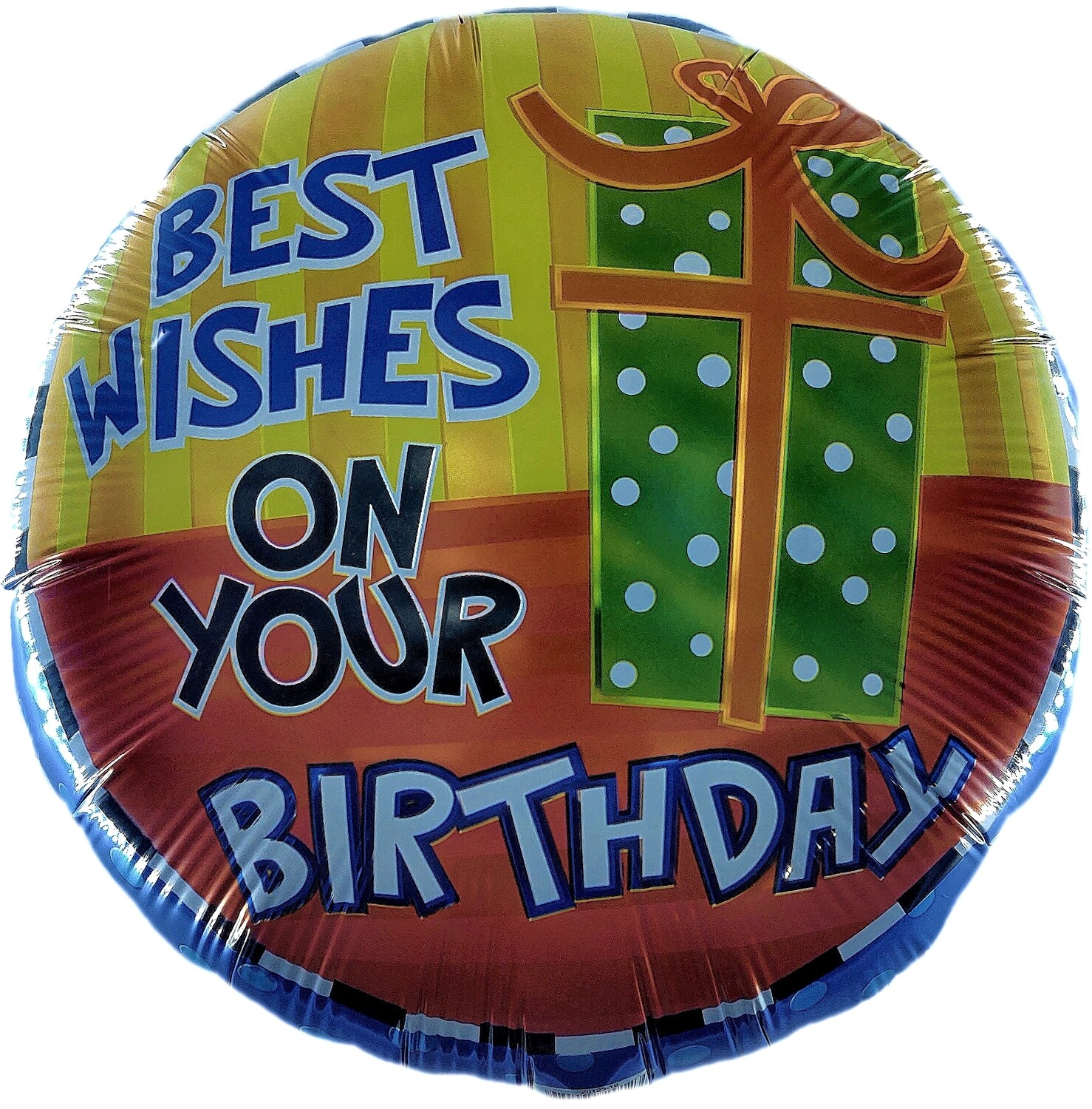 Best wishes on your Birthday