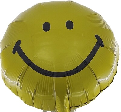 Smiley Face Yellow