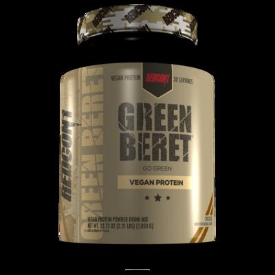 Redcon1 Green Beret Vegan Protein 2lb.