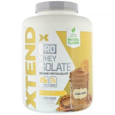 Scivation Xtend Pro Whey Isolate 5lb