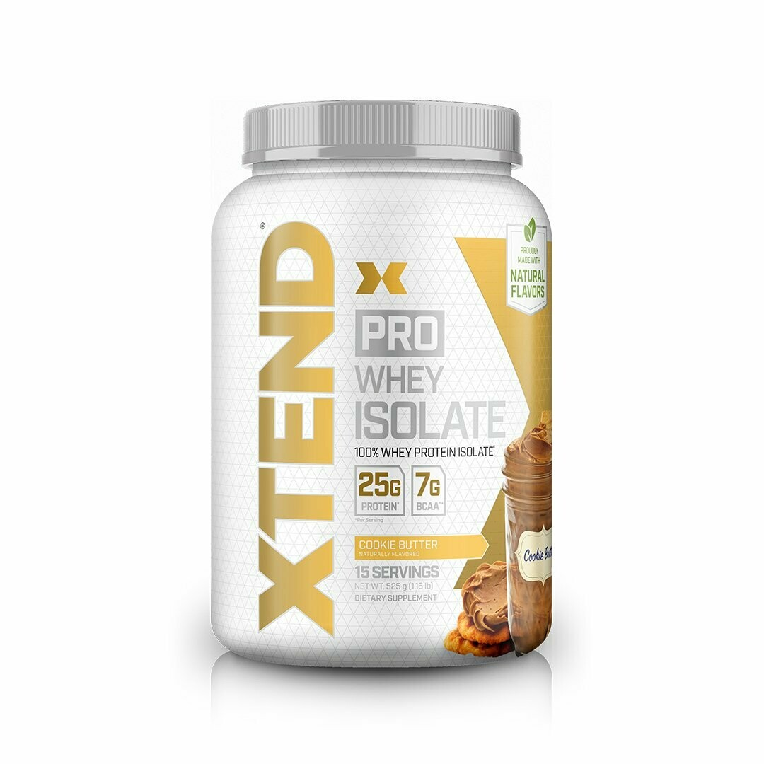 Scivation Xtend Pro Whey Isolate 2lb