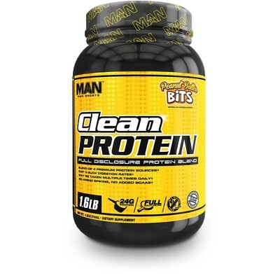 Man Sports Clean Protein 23srv