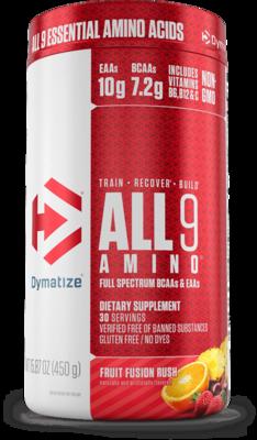 Dymatize All 9 Amino