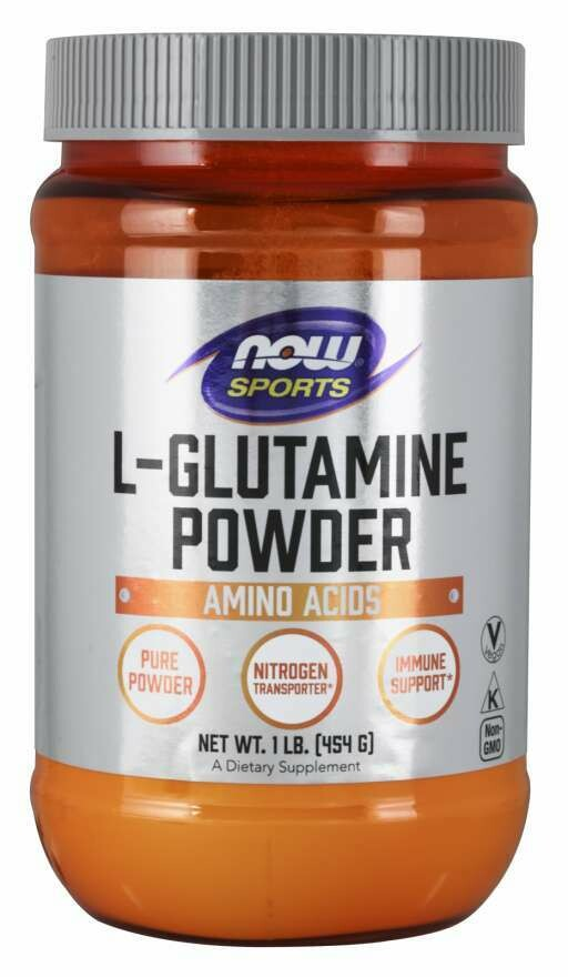 NOW Foods Glutamine