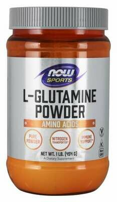 NOW Foods Glutamine