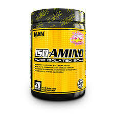 Man Sports Iso Amino