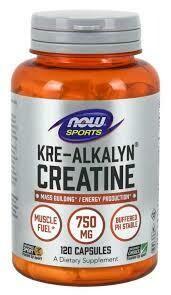 NOW Foods Kre-Alkalyn Creatine