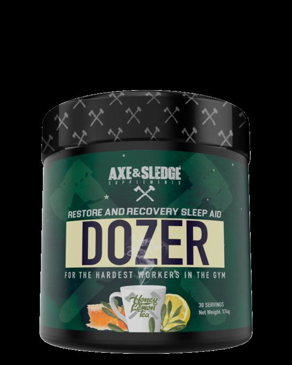 Axe and Sledge Dozer Honey Lemon 30 serv