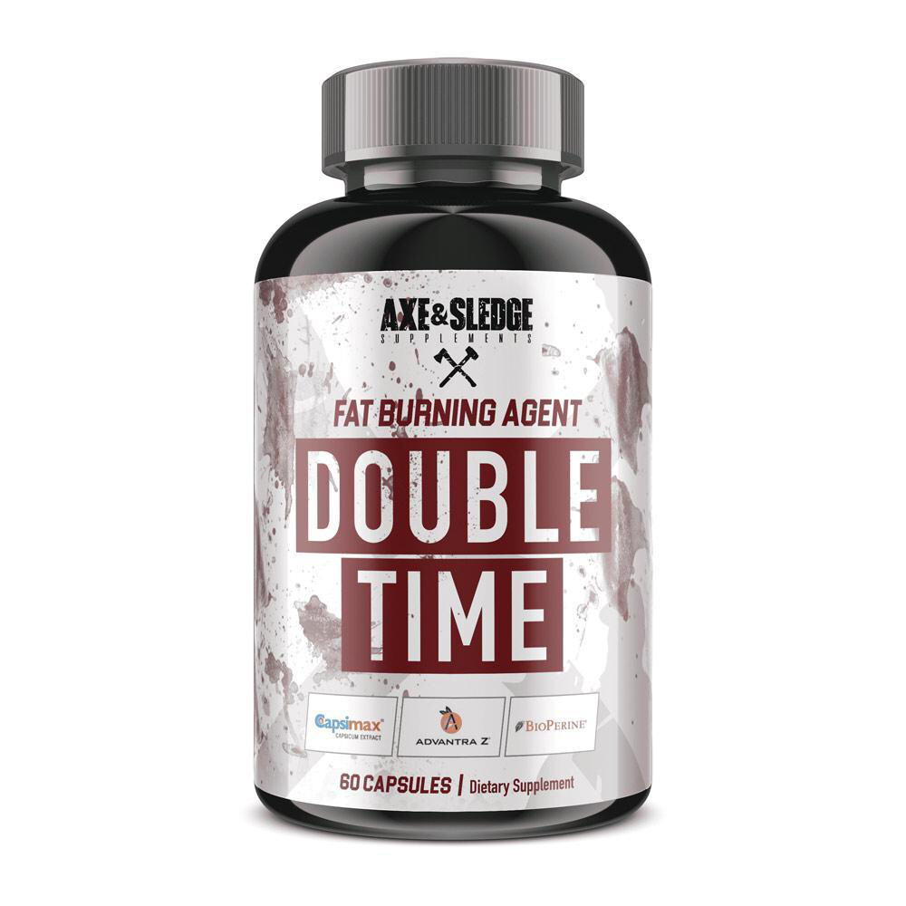 Axe And Sledge Double Time Fat Burner