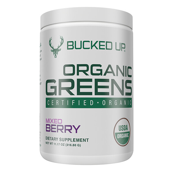 DAS Labs Organic Greens Mixed Berry
