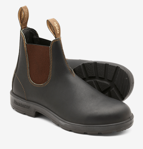 "Blundstone 500 ""The Original"" Stout Brown"