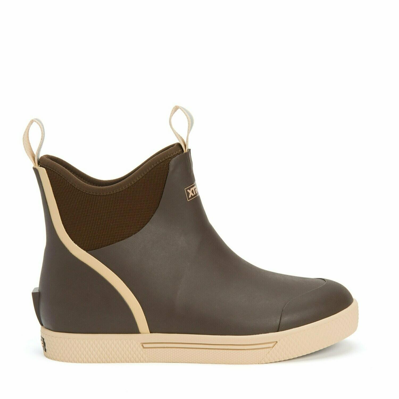 XTRATUF M's Wheelhouse Deck Boot Brown