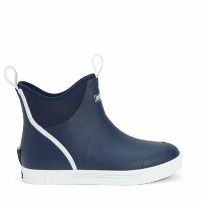 XTRATUF M's Wheelhouse Deck Boot Navy