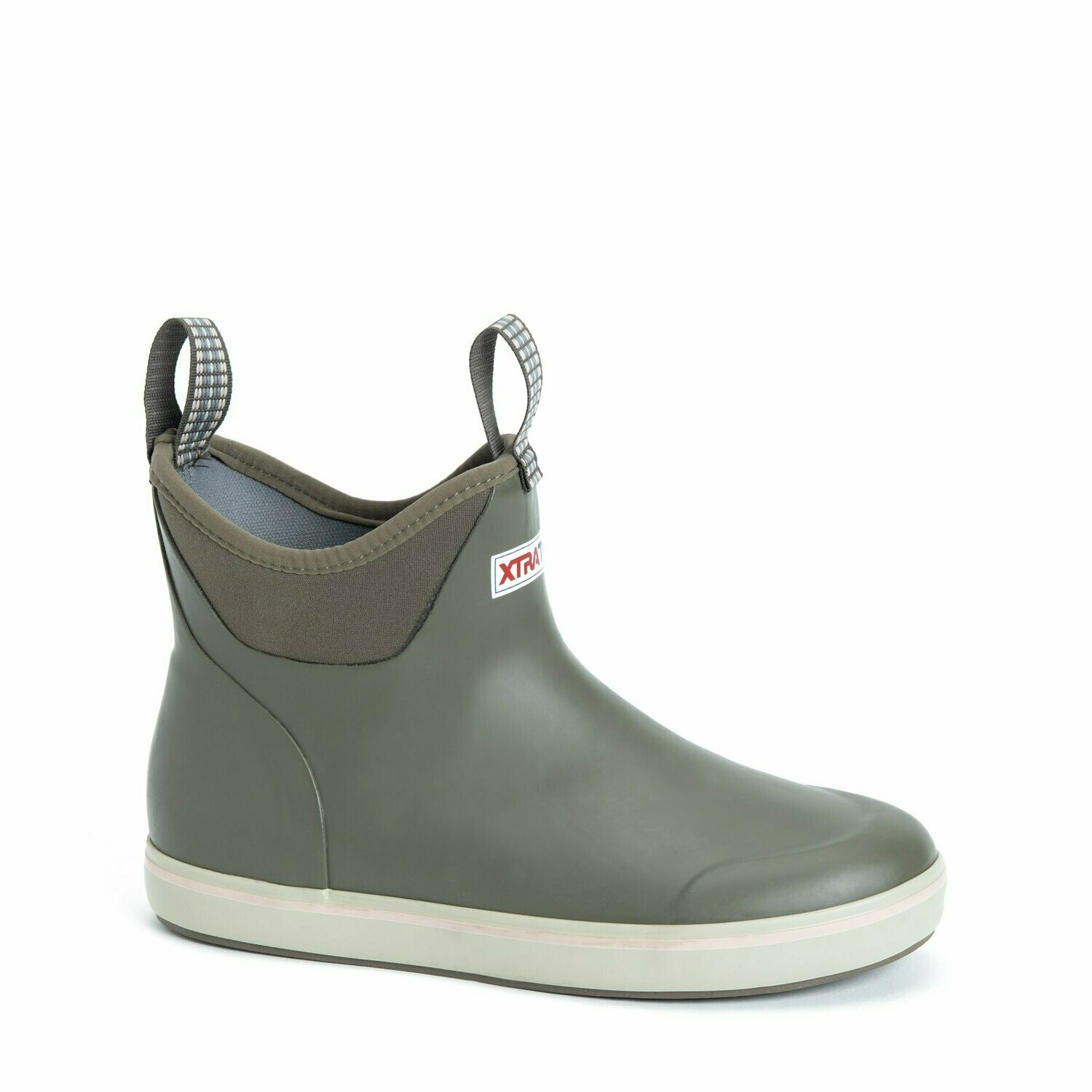 XTRATUF W's Deck Boot Taupe