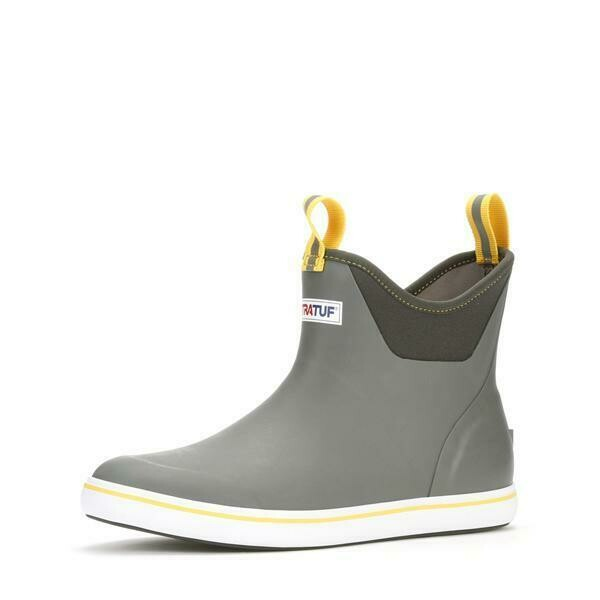 XTRATUF M's Deck Boot Grey