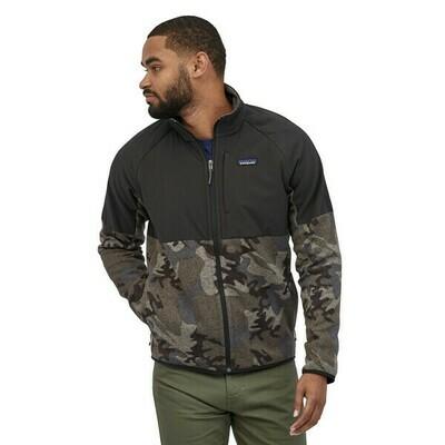 Patagonia M's LW Better Sweater Shelled Fleece Jacket