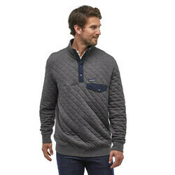 Patagonia M's Organic Cotton Quilt Snap-T Pullover MULTIPLE COLORS AVAILABLE