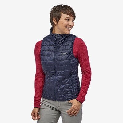 Patagonia W's Nano Puff Vest MULTIPLE COLORS AVAILABLE