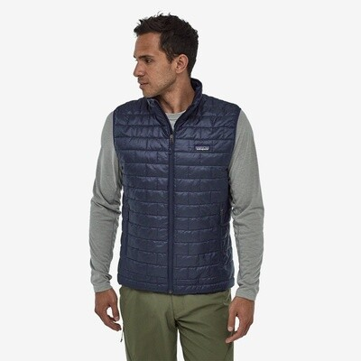 Patagonia M's Nano Puff Vest MULTIPLE COLORS AVAILABLE