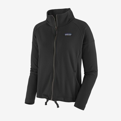 Patagonia W's Quiet Ride Jacket Black