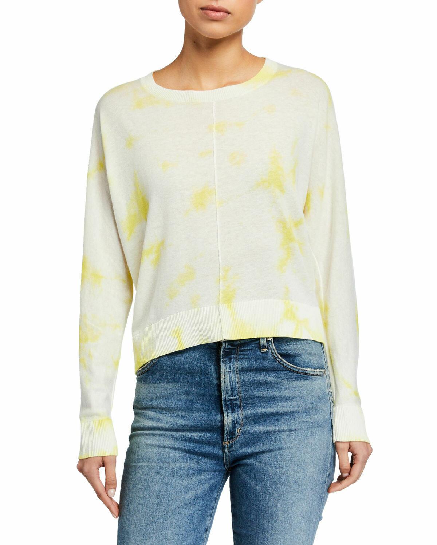 Lisa Todd The Spritz Tie Dye Sweater