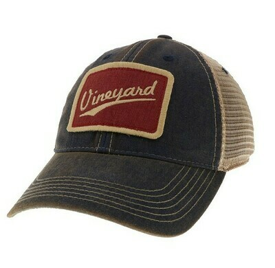 Green Room Vineyard Trucker Hat