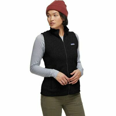 Patagonia W's Better Sweater Vest MULTIPLE COLORS AVAILABLE