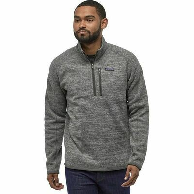 Patagonia M's Better Sweater 1/4 Zip Pullover MULTIPLE COLORS AVAILABLE