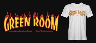 Mussel Tees Green Room Thrasher Tee MULTIPLE COLORS AVAILABLE