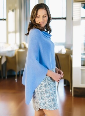 Claudia Nicole Cashmere Topper MULTIPLE COLORS AVAILABLE