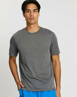 Patagonia M's Cap Cool Daily Tee Forge Grey