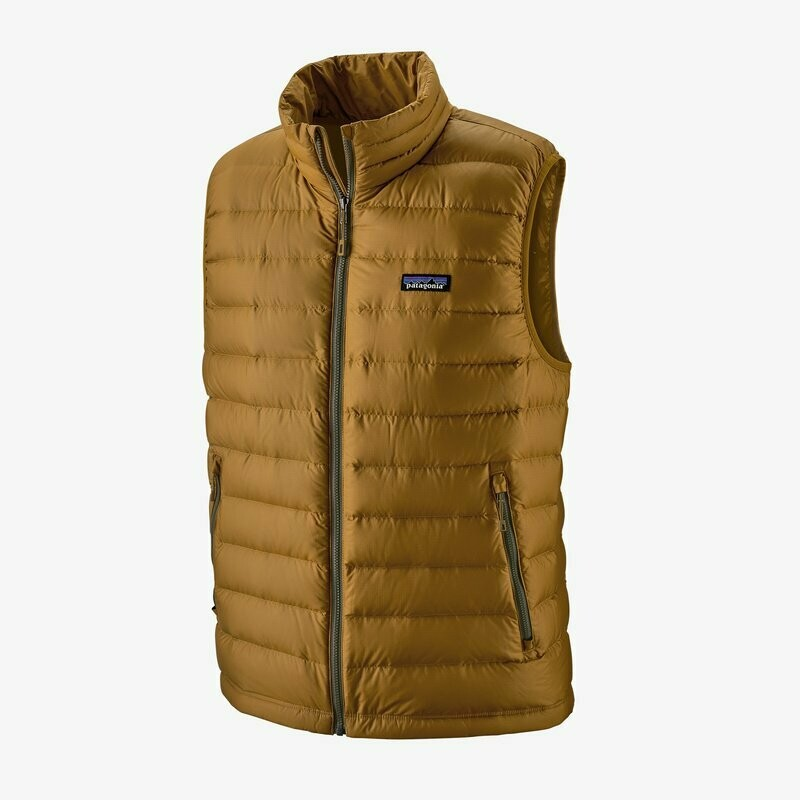 Patagonia M's Down Sweater Vest MULTIPLE COLORS AVAILABLE
