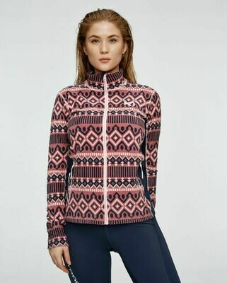 Kari Traa Rille Fleece Jacket Lilac