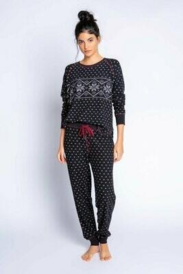 PJ Salvage Alpine Soft Pajama Set